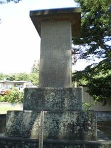 白河市稲荷山古戦場跡会津藩戦死墓