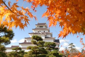 tsurugajo_fall